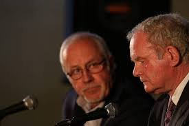 Unlikely Alliance – Colin Parry and Martin McGuinness