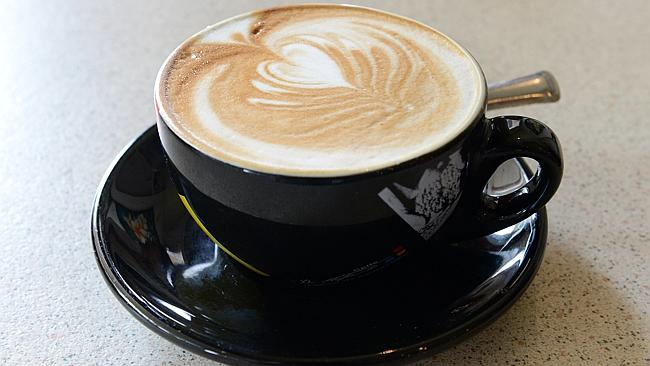 Kind hearted – it's not just about the coffee – it's showing someone, somewhere cares