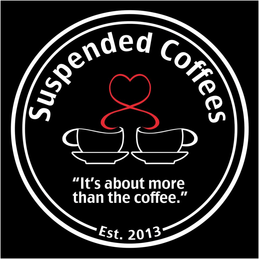 Suspended Coffees LOGO 2013