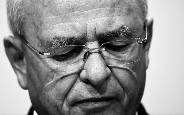VW apologist - Martin Winterkorn had to go in the wake of the scandal