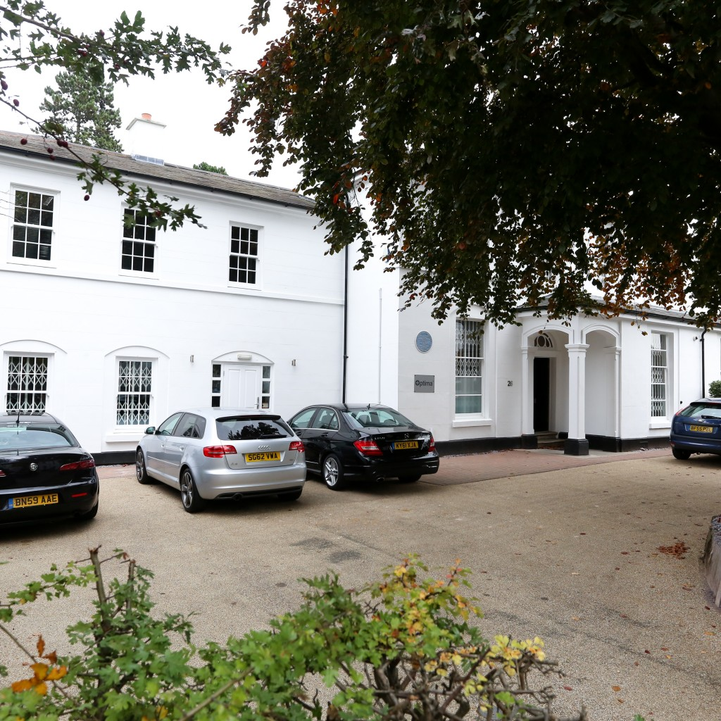 The business - Optima's prestigious new surroundings in Edgbaston means the company has expanded into bigger and better premises three times in just 13 years.