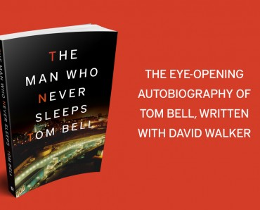 Open your eyes to 'The Man Who Never Sleeps'